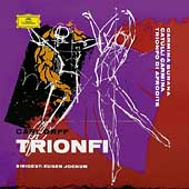 Orff: Trionfi / Eugen Jochum, et al
