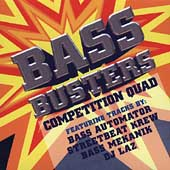 Various Artists: Bass Busters: Competition Quad