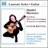 Laureate Series, Guitar - Dimitri Illarionov