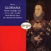 Britten: Gloriana / Barstow, Langridge, Kenny, Jones