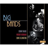 Various Artists: Big Bands Live [Box]