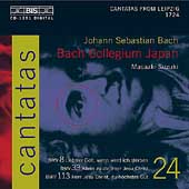 Bach - The Complete Cantatas Vol 24 / Suzuki, et al