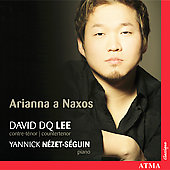 Arianna a  Naxos - Haydn, Mozart, etc / David D. Q. Lee