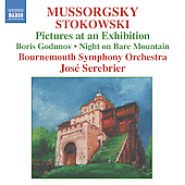Mussorgsky: Pictures at an Exhibition, etc / Serebrier