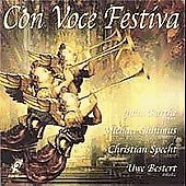 Con Voce Festiva / Barthe, Ohnimus, Specht, Bestert