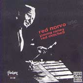 Jimmy Raney/Red Mitchell/Red Norvo: Red Norvo Trio [Prestige]