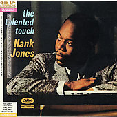 Hank Jones (Piano): The Talented Touch
