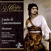 Donizetti: Lucia di Lammermoor / Karajan, Callas