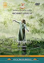 Richard Strauss: Daphne / Reck/La Fenice Orch. & Chorus, June Anderson, Roberta Sacca [DVD]