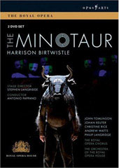 Birtwistle: The Minotaur / Pappano/Royal Opera, Tomlinson, Reuter [2 DVD]