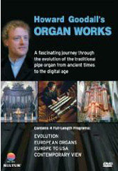 Howard Goodall's Organ Works [DVD]