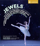 Jewels: George Balanchine Choreography / Lopatkina, Zelensky, Golub [Blu-Ray]
