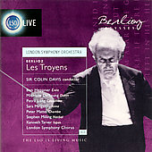 Berlioz. Les Troyens. B.heppner, M.deyoung, London So, Sir C