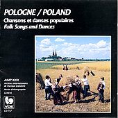 Various Artists: Polish Folk Songs & Dances