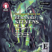 The Piano Music of Bernard Stevens / Uhlig, et al