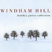 Various Artists: Windham Hill Holiday Guitar Collection