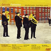 Ostinato Fantastico - Dubois, et al / DePaul Wind Ensemble