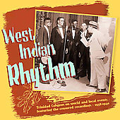 Various Artists: West Indian Rhythm: Trinidad Calypsos