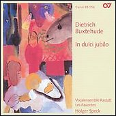Buxtehude: In dulci jubilo, etc / Speck, Les Favorites, etc