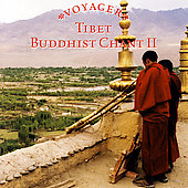 Various Artists: Voyager Series: Tibet - Buddhist Chant