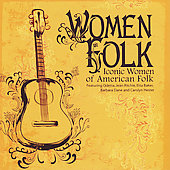 Various Artists: Womenfolk: Iconic Women of American Folk