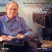 Beethoven: Symphonies / Mackerras, et al