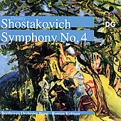 Shostakovich: Symphony no 4 / Kofman, et al