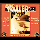Fats Waller: Complete Recorded Works, Vol. 4: New York Chicago Hollywood