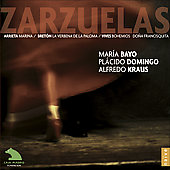Zarzuelas - Arrieta, Bret&#243;n, Vives