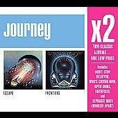 Journey (Rock): Escape/Frontiers [Box]