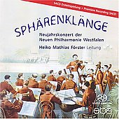 Spharenklange - New Year's Concert with the Strauss Family / Förster, et al