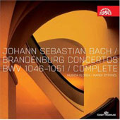 Bach: Brandenburg Concerto no 1-6 / Stryncl, Musica Florea