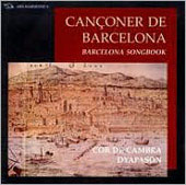 Barcelona Songbook - Flecha, Pastrana, etc / Teodor Roura, Dyapason Chamber Choir