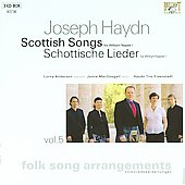 Haydn: Folk Song Arrangements Vol 5 - Scottish Songs / Anderson, MacDougall, et al
