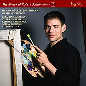 The Songs of Robert Schumann Vol 11 / M&uuml;ller-Brachmann, Johnson, et al