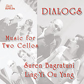 Dialogs - Haydn: Cello Duets, etc / Bagratuni, Yang, Kvitko