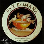 Pax Romana - Peaceful Music from the Age of Rome / Jon Banks