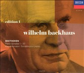 Beethoven: Piano Sonatas 1-32 [Box Set]