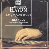 Haydn: Early Keyboard Sonatas