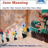 Jane Manning, Soprano