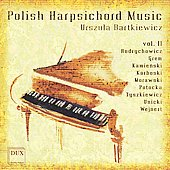 Polish Harpsichord Music