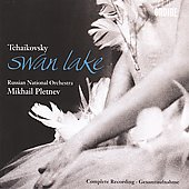Tchaikovsky: Swan Lake (Complete Recording)