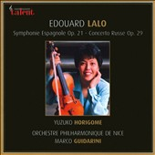 Lalo: Symphonie Espagnole, Op. 21; Concerto Russe, Op. 29