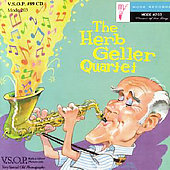 Herb Geller: The Herb Geller Quartet
