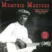 Various Artists: Memphis Masters: Early American Blues Classics