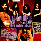 Deep Purple: New Live And Rare (Live In Europe 1969-1971)