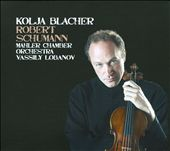 Kolja Blacher plays Robert Schumann - Violin Concerto in D minor; Violin Sonata no 1; 3 Romances Op. 94/1-3 / Kolja Blacher, violin; Vassily Lobanov, piano