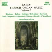 Early French Organ Music Vol 2 / Joseph Payne