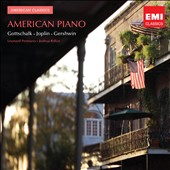 American Piano: Gottschalk, Jopin & Gershwin / Leonard Pennario, Joshua Rifkin