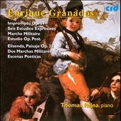 Granados: Piano Music, Vol 7 / Thomas Rajna